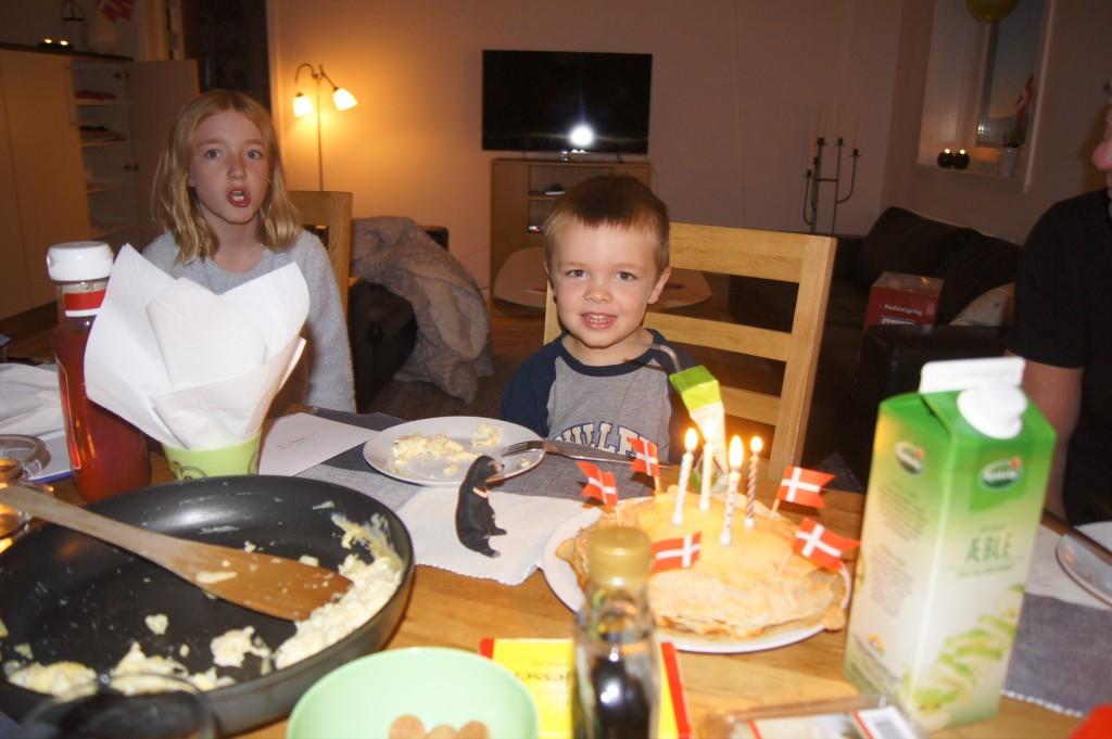 Nikolas fødselsdag